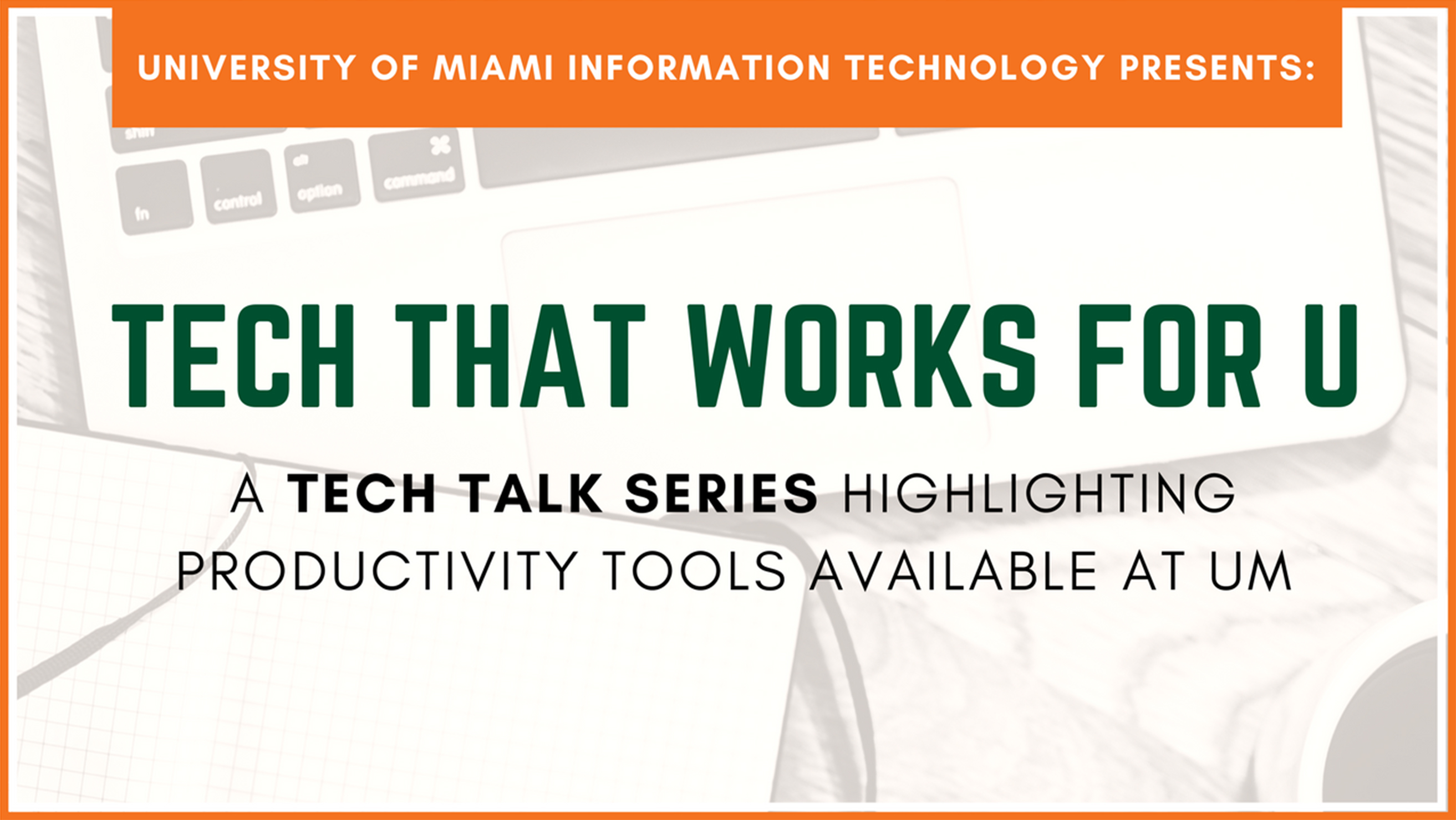 IT News - Tech That Works for U  University of Miami Information With Regard To University Of Miami Powerpoint Template
