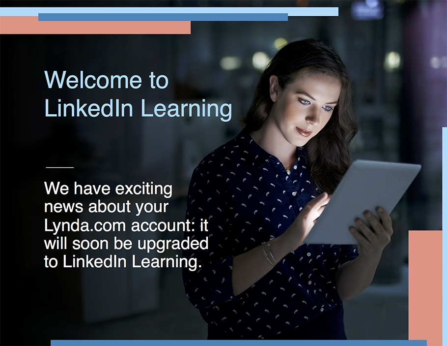 IT News - Lynda com was Upgraded to LinkedIn Learning on